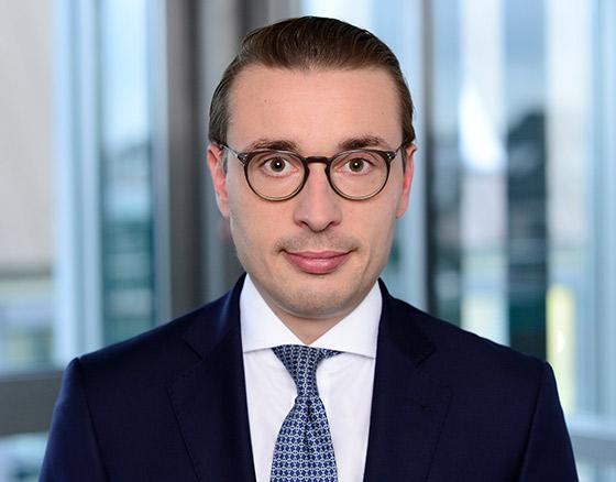 Felix Meythaler - Director Capital Management