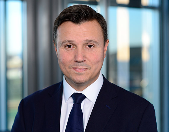 Martin Payne - Managing Director UK