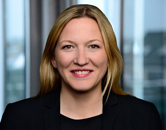 Nadine Robra - Teamleader Transaction Management Germany