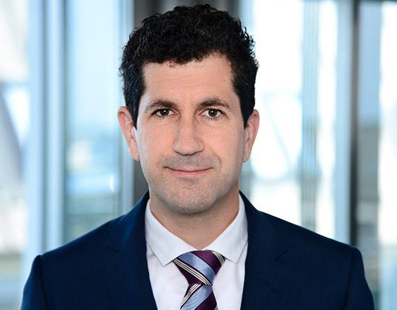 Thorsten Aberle - Director Capital Management