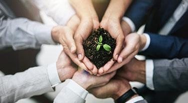 Engagements und Mitgliedschaften in Brancheninitiativen - ESG-Strategie der Warburg-HIH-Invest